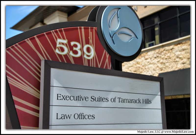 About Majeski Law Location