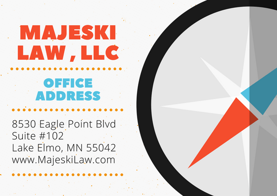 Directions and Address to Majeski Law Office in Lake Elmo, MN