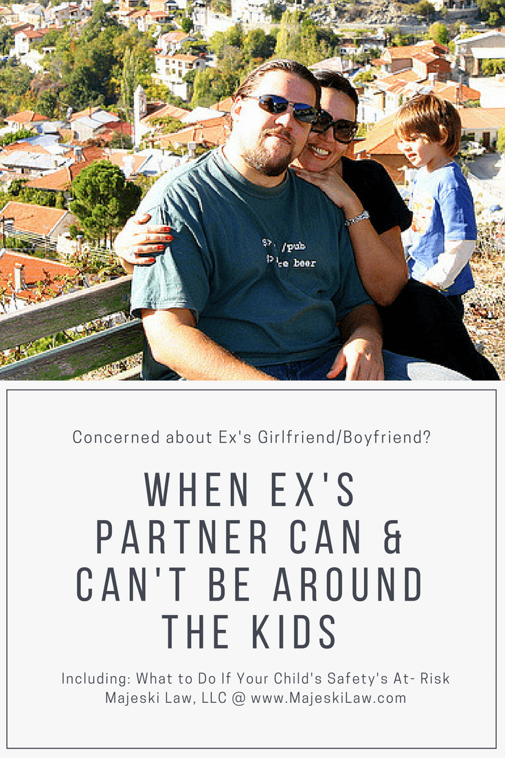 Ex's New Partner