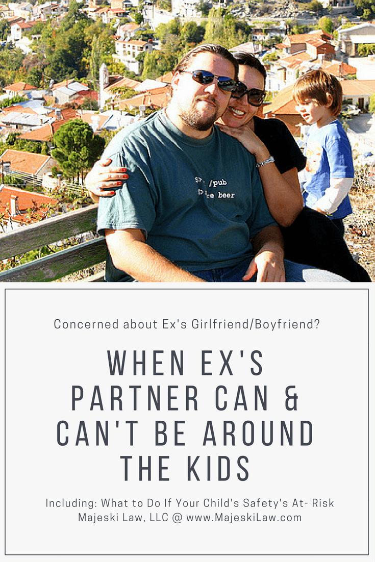Ex's New Partner
