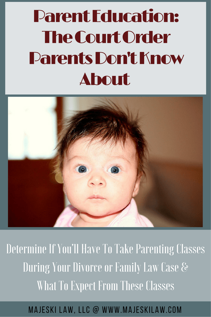 Parent Education Program in Minnesota Family Law Cases