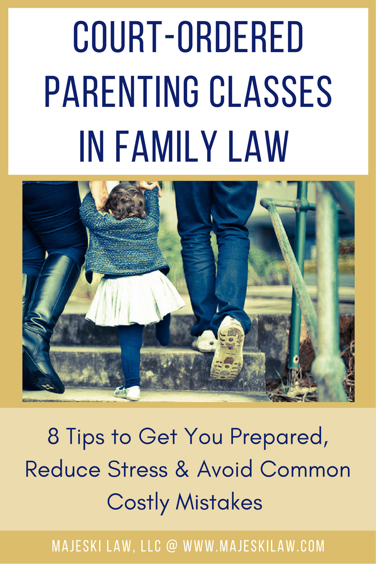 parenting classes in family law cases in minnesota