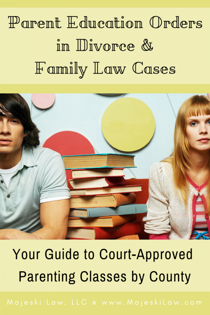 court-approved parenting programs