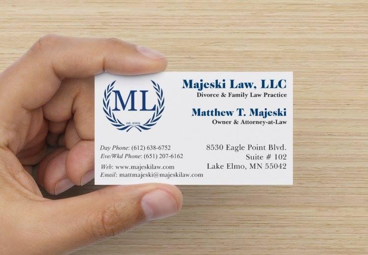 matt majeski minnesota divorce and family law attorney