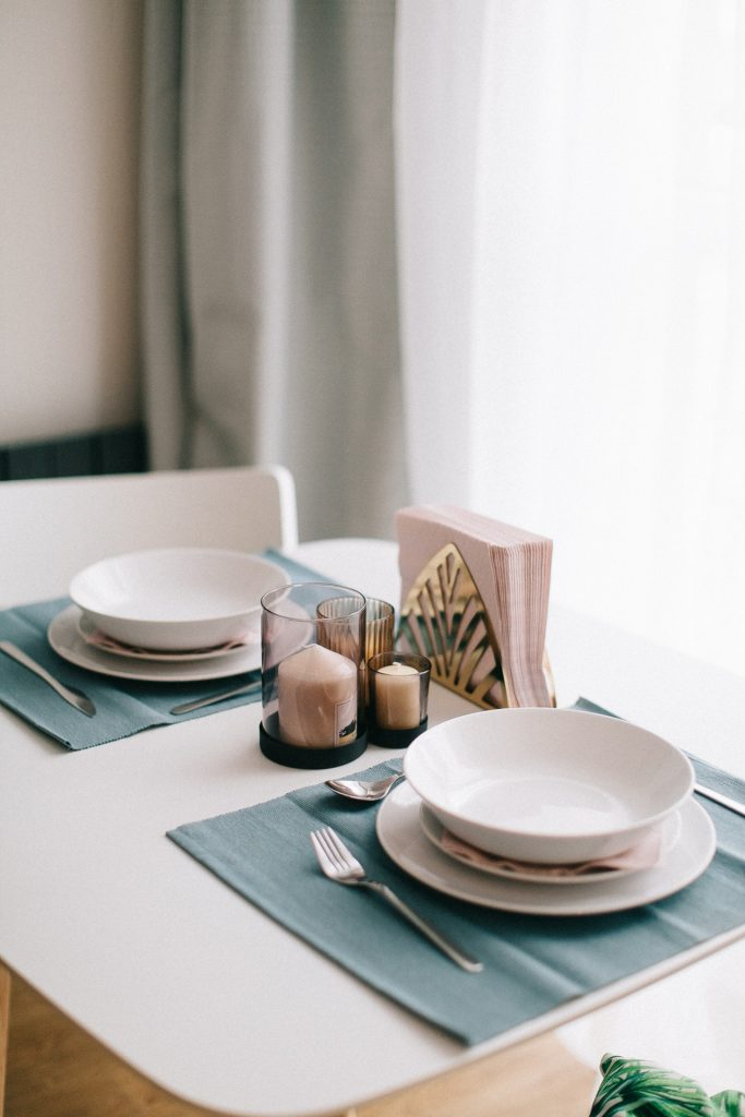 Dinnerware and Other Personal Property in a Divorce