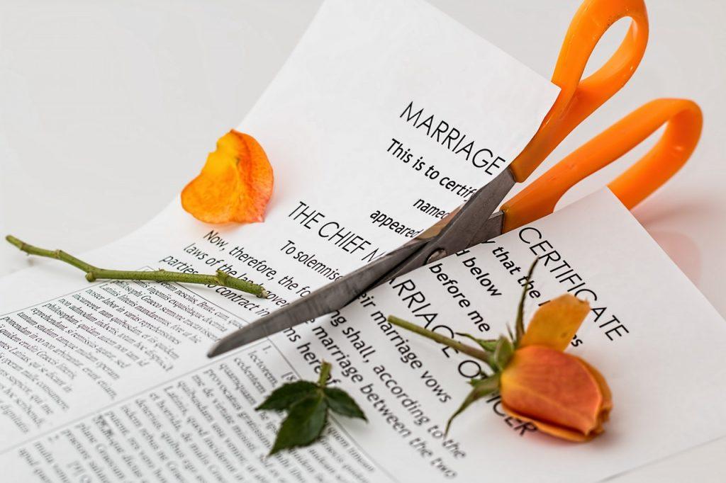Divorce Process - Ending Marriage