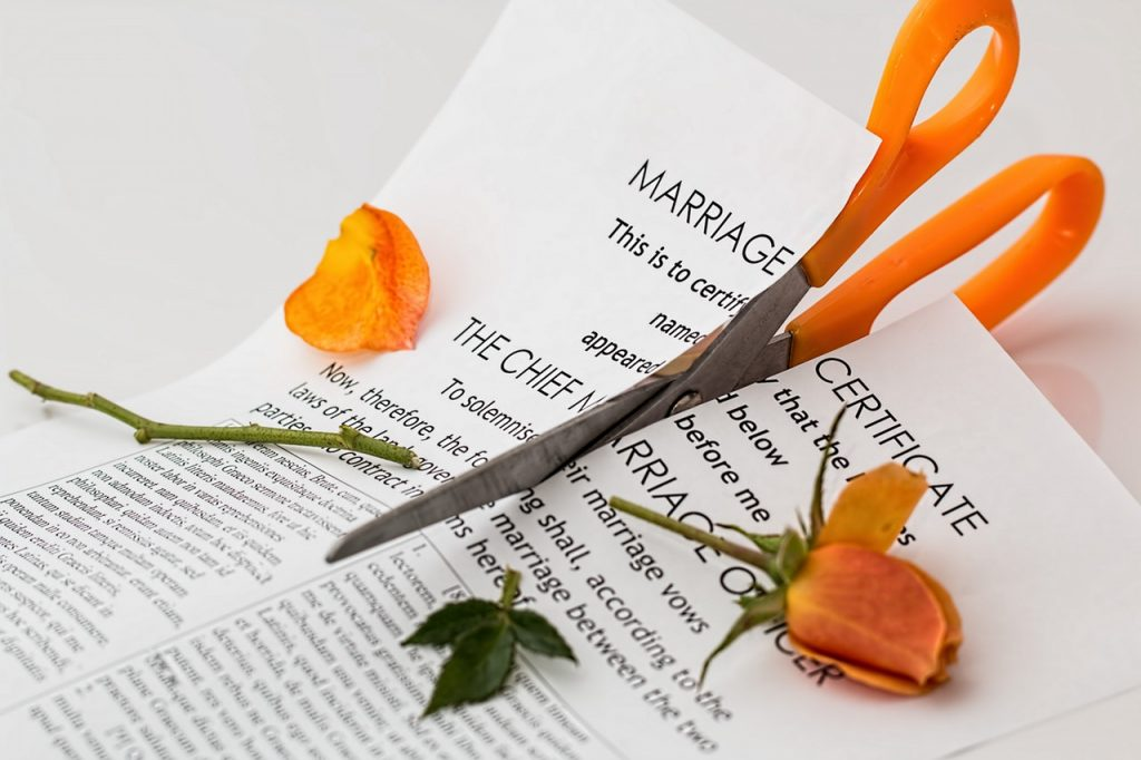 Annulment is for invalid marriages